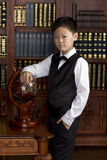 Chinese jongen Royalty-vrije Stock Foto