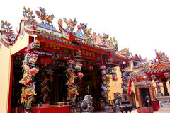 Chinese Joss House Royalty Free Stock Photos
