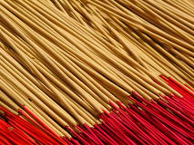 Chinese Joss sticks Royalty Free Stock Photos