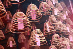 Chinese joss sticks Royalty Free Stock Photography