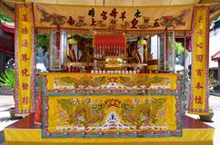 Jui Tui Shrine in Phuket Old Town Royalty Free Stock Images