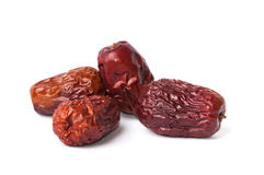 Chinese jujube Royalty Free Stock Images