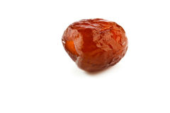 Chinese jujube link Royalty Free Stock Images