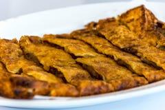 Chinese jujube pancake is chinese dessert food Royalty Free Stock Images