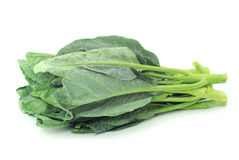 Chinese kale vegetable Royalty Free Stock Images