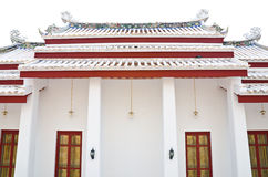 Chinese Kapel Royalty-vrije Stock Afbeelding