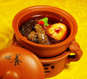 Chinese Keuken Royalty-vrije Stock Afbeelding