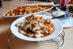 Chinese keuken Stock Afbeeldingen