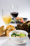 Chinese keuken royalty-vrije stock foto