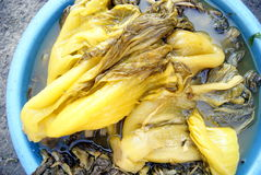Chinese kimchi Royalty Free Stock Image