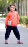 Chinese kinderen royalty-vrije stock fotografie