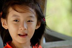 Chinese kinderen royalty-vrije stock foto's