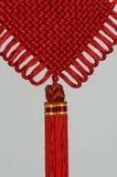 Chinese knoop royalty-vrije stock foto