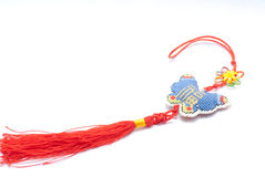 Chinese knot Stock Photography