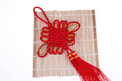 Chinese knot Royalty Free Stock Photo