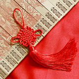 Chinese knot Royalty Free Stock Image