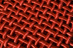 Chinese Knots. Red to bring good forture and ward off evil spirits Royalty Free Stock Photos