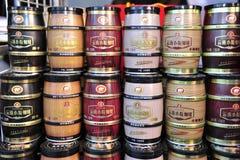 Chinese Koffie Stock Fotografie