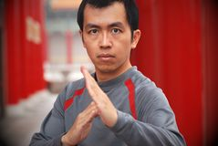 Chinese kungfu Stock Images