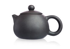 Chinese Kungfu TeaPot Stock Images