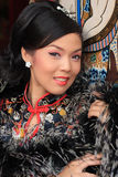 Chinese Lady Stock Photography