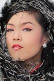 Chinese Lady Stock Photo