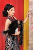 Chinese Lady Stock Image