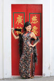 Chinese Lady Royalty Free Stock Photo