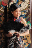 Chinese Lady Stock Photos