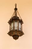 chinese lamp rusty Στοκ φωτογραφίες με δικαίωμα ελεύθερης χρήσης
