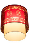 Chinese lamp Stock Image