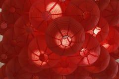 Chinese lampions Stock Photo