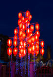 Chinese lamps Stock Photo