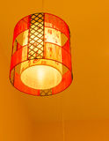 Chinese lamps Stock Photography