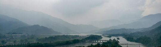 Chinese landscape royalty free stock images