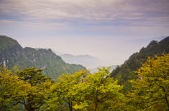 Chinese landscape Stock Images