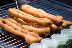 Chinese lange doughnut Stock Afbeeldingen