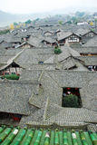 Chinese Langzhong Old Town Stock Photography