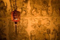 Chinese lantaarn Royalty-vrije Stock Foto's