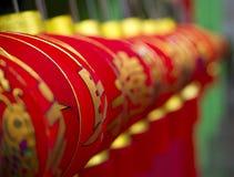 Chinese Lantaarns Stock Fotografie