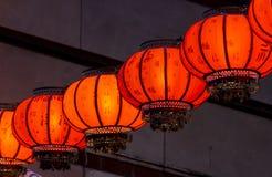 Chinese Lantaarns royalty-vrije stock fotografie