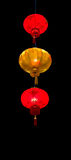 Chinese lantern Stock Photography