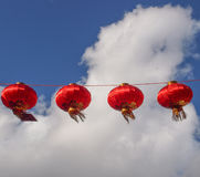 Chinese lantern Stock Images