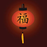 Chinese lantern Royalty Free Stock Photo