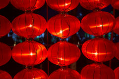 Chinese lantern. Royalty Free Stock Image