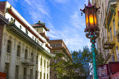 San Francisco Chinatown Royalty Free Stock Images