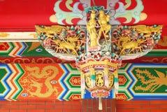 Chinese lantern decoration Royalty Free Stock Photos
