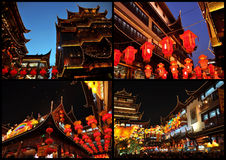 Chinese lantern festival, Shanghai Stock Photography