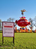 Chinese Lantern Festival Stock Photography