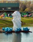Chinese Lantern Festival Royalty Free Stock Photos